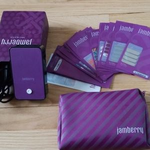 Jamberry Nail Heater and Misc Nail Sets